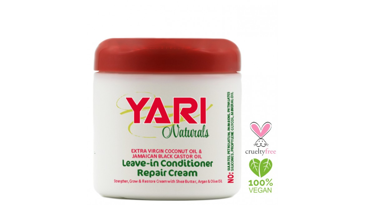 Yari Naturals Leave-in Repair Conditioner 16oz