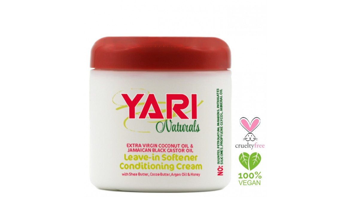 Yari Naturals Softner Leave-in Conditioner 16oz
