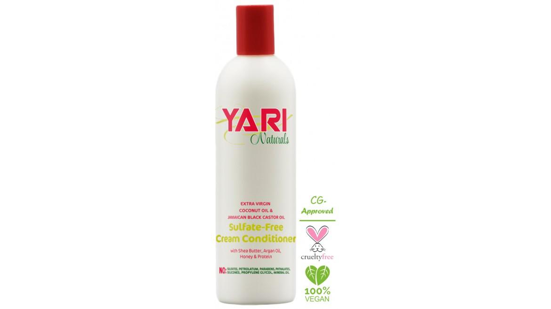 Yari Naturals Sulfate Free Conditioner 13.5oz