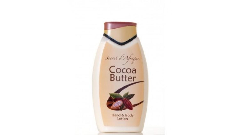 Secret d'Afrique Cocoa Butter Lotion 500 ml