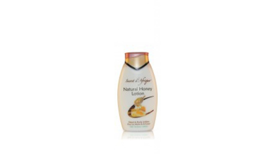 Secret d'Afrique Natural Honey Hand & Body Lotion 500 ml
