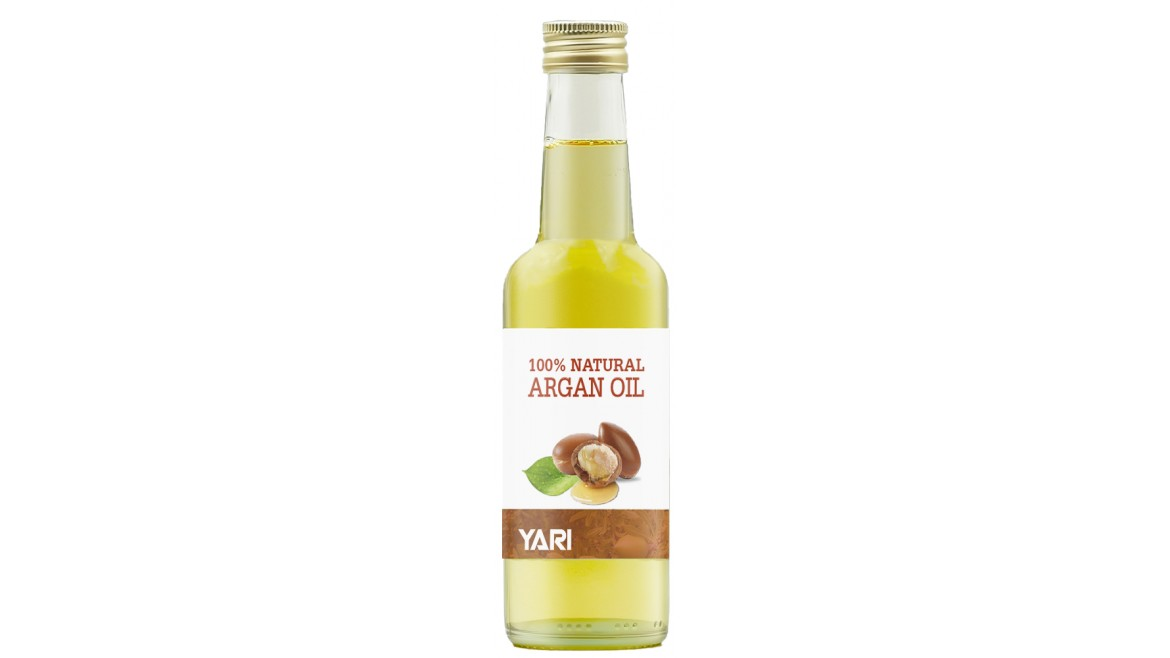 Yari 100% Natural Argan Oil 250ml