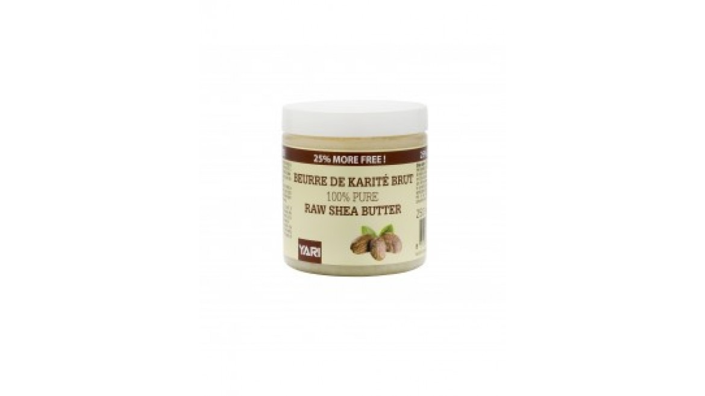 Yari 100% Pure Raw Shea Butter 250ml