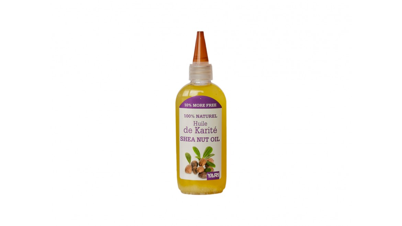 Yari 100% Natural Shea Nut Oil 110ml