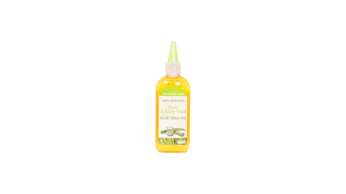 Yari 100% Natural Aloe Vera Oil 110ml