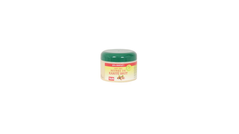 Yari 100% BIO/ORANIC Raw Shea Butter 300ml