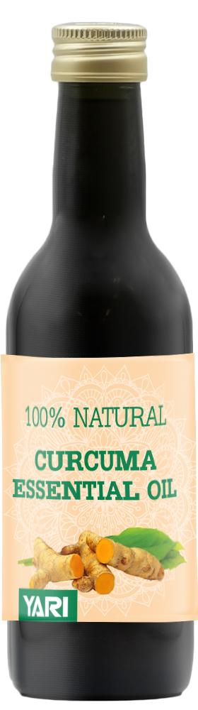 Yari 100% Natural Curcuma Essential Oil 250ml