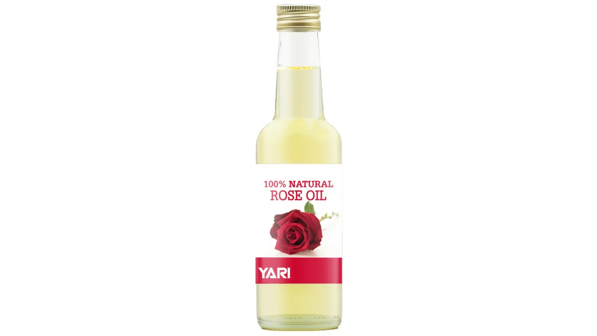 Yari 100% Natural Rose Oil 250ml