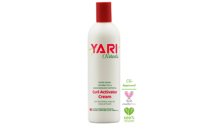 Yari Naturals Curl Activator Cream 13.5oz