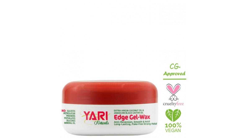 Yari Naturals Edge Gel-Wax 4oz