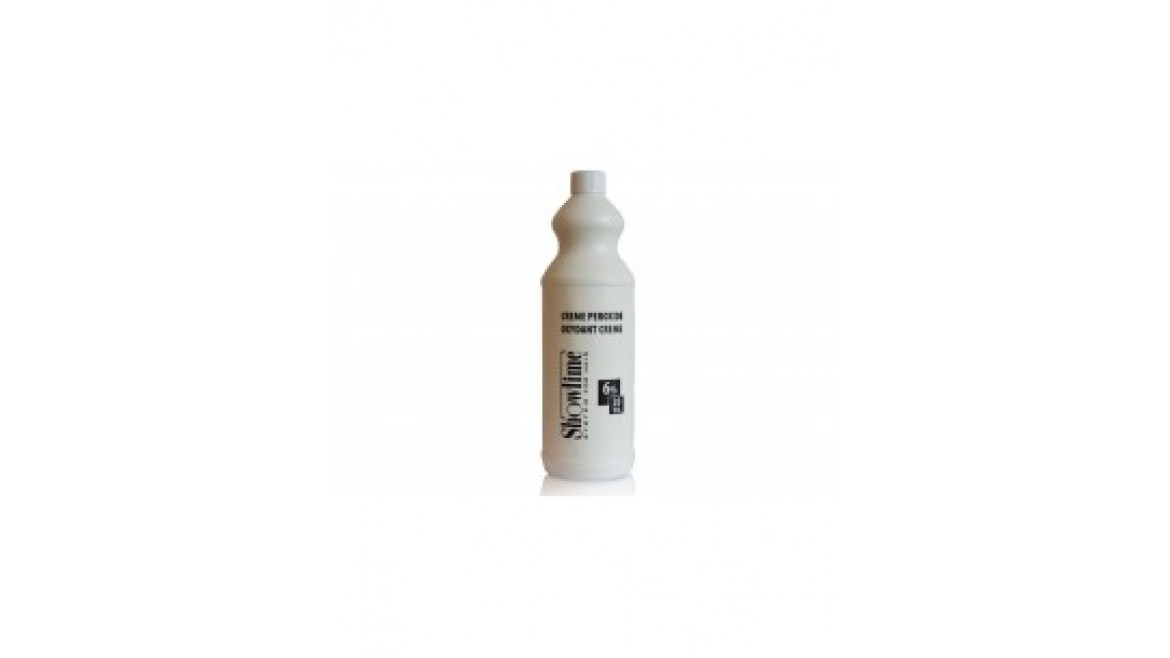 ShowTime Creme Peroxide 6% (20vol) 1000ml