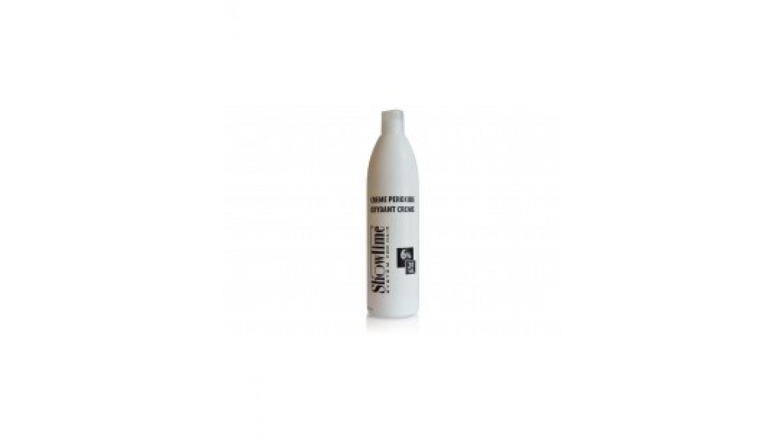 ShowTime Creme Peroxide 6% (20vol) 500ml
