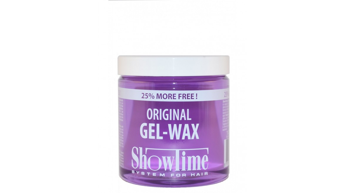 ShowTime Gel-Wax 500 ml