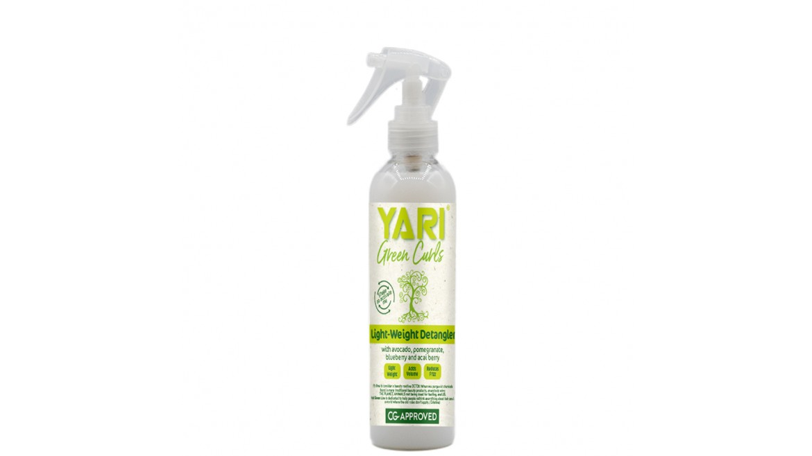 Yari Green Curls Light-Weight Detangler