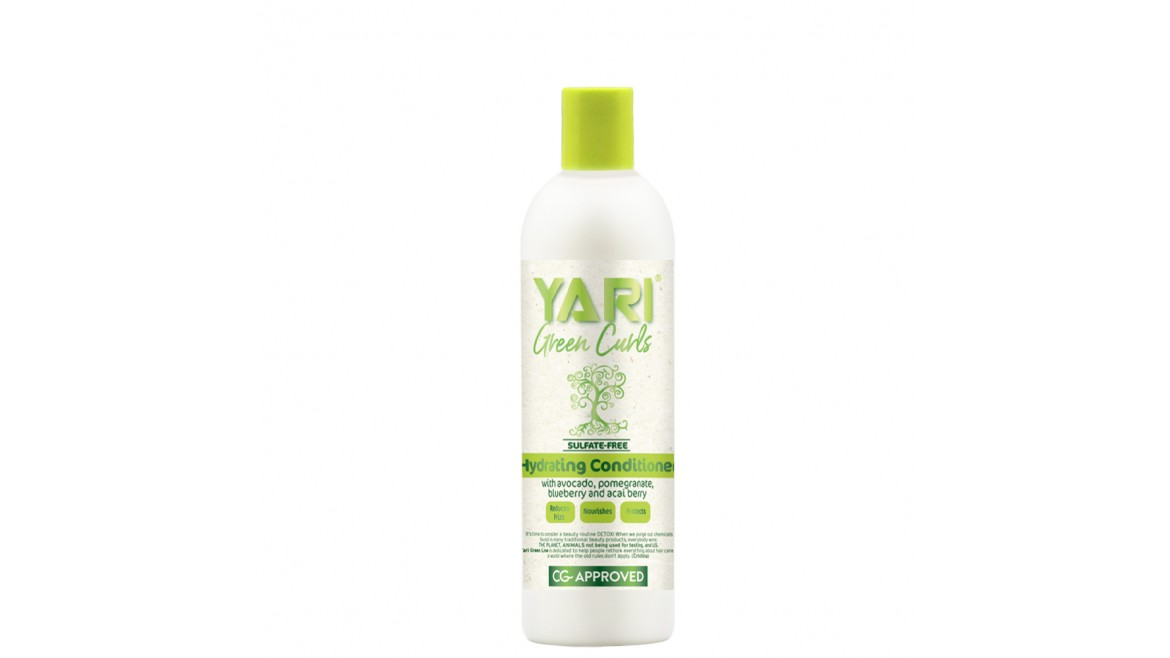 Yari Green Curls Sulfate-Free Hydrating Conditioner