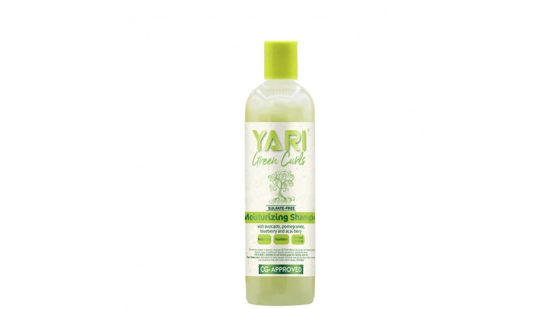 Yari Green Curls Sulfate-Free Moisturizing Shampoo