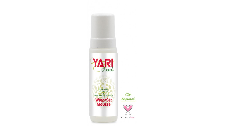 Yari Naturals Wrap Set Mousse 220ml