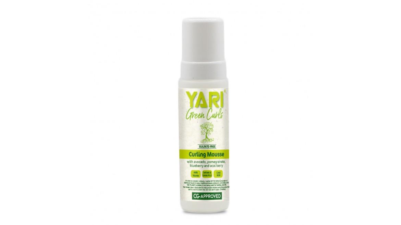 Yari Green Curls Curling Mousse 220ml